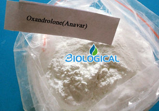 Pulver-injizierbare anabole Steroide CAS 53-39-4 Medizin-Steroide Oxandrolone Anavar